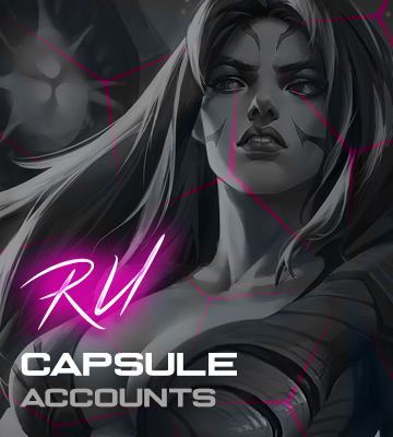 LOL RU Capsule Accounts