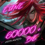LoL EUNE (Europe Nordic & East) Unverified Account Level 30+ with 60000+BE