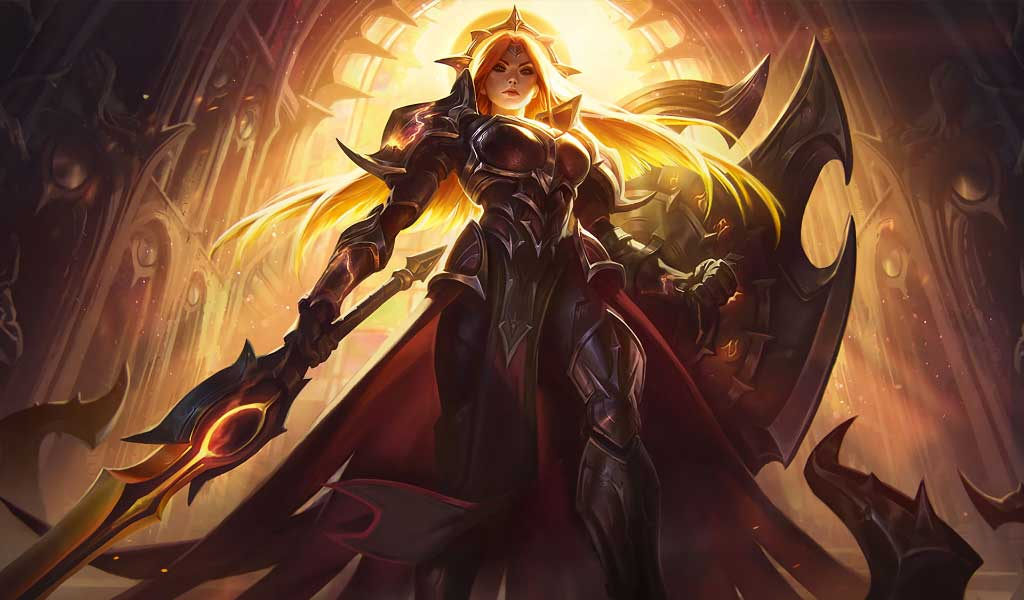 Leona-the Radiant Dawn