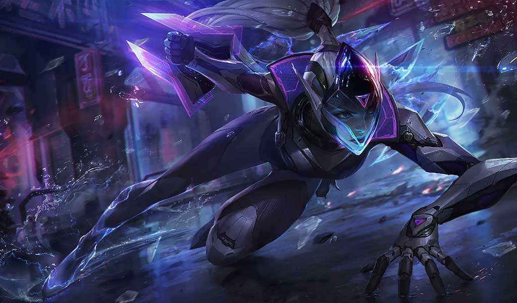 Vayne-the Night Hunter