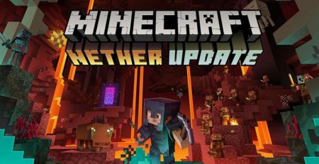 Minecraft - Nether update